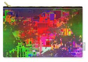 Abstract Cubed 2 Carry-all Pouch