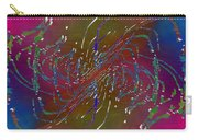 Abstract Cubed 217 Carry-all Pouch