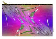 Abstract Cubed 223 Carry-all Pouch