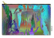 Abstract Cubed 75 Carry-all Pouch