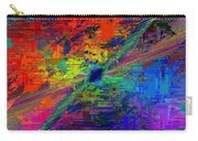 Abstract Cubed 77 Carry-all Pouch