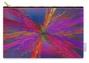 Abstract Cubed 95 Carry-all Pouch