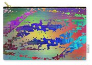 Abstract Cubed 99 Carry-all Pouch