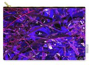 Abstract Curvy 16 Carry-all Pouch