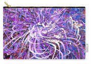 Abstract Curvy 32 Carry-all Pouch