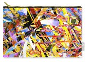 Abstract Curvy 33 Carry-all Pouch