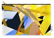 Abstract Curvy 35 Carry-all Pouch