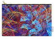 Abstract Curvy 36 Carry-all Pouch