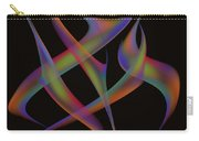 Abstract Dancers Carry-all Pouch