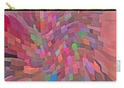 Abstract  Digital  Art Carry-all Pouch
