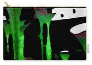 Green Sensation Carry-all Pouch