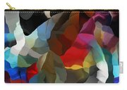 Abstract Distraction Carry-all Pouch
