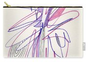 Abstract Drawing Fifty-six Carry-all Pouch