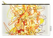 Abstract Drawing Fifty-three Carry-all Pouch