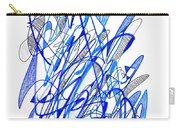 Abstract Drawing Seventy Carry-all Pouch