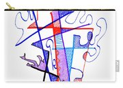Abstract Drawing Sixty-nine Carry-all Pouch