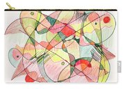 Abstract Drawing Twenty Carry-all Pouch