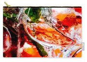 Abstract Drink Carry-all Pouch