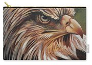 Abstract Eagle Painting Carry-all Pouch