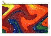 Abstract Eight Of Twenty One Carry-all Pouch