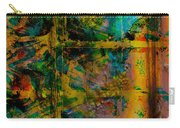 Abstract - Emotion - Facade Carry-all Pouch