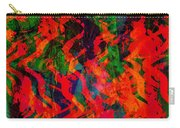 Abstract - Emotion - Rage Carry-all Pouch