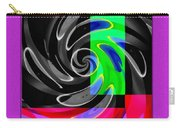 Abstract En Coulor Carry-all Pouch