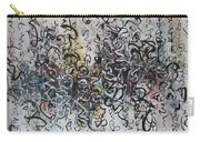 Abstract Expressionism 221 Carry-all Pouch