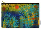 Abstract Expressions - Background Art Carry-all Pouch