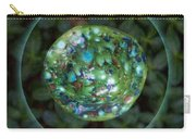 Abstract Fairy House Garden Art By Omaste Witkowski Owfotografik Carry-all Pouch