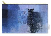 Abstract Floral - 04tl4t2b Carry-all Pouch
