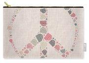 Peace Symbol Design - S77bt01 Carry-all Pouch