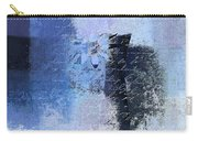 Abstract Floral - Bl3v3t1 Carry-all Pouch