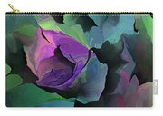 Abstract Floral Expression 041213 Carry-all Pouch
