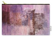 Abstract Floral- I55bt2 Carry-all Pouch