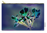 Abstract Flower - Digital Abstract Carry-all Pouch