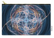 Abstract Fractal Background 08 Carry-all Pouch