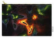Abstract Fractals Carry-all Pouch