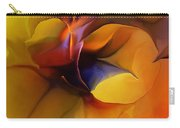 Abstract From Within Carry-all Pouch