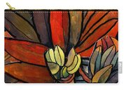Abstract Fruit Carry-all Pouch