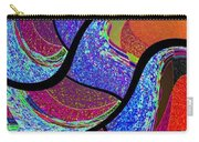 Abstract Fusion 168 Carry-all Pouch