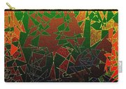 Abstract Fusion 193 Carry-all Pouch