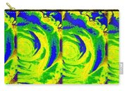 Abstract Fusion 195 Carry-all Pouch by Will Borden