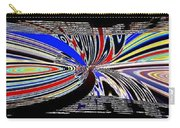 Abstract Fusion 197 Carry-all Pouch by Will Borden