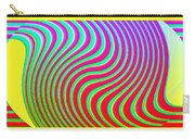 Abstract Fusion 205 Carry-all Pouch
