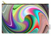 Abstract Fusion 241 Carry-all Pouch