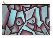 Abstract Girl  Carry-all Pouch