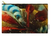 Abstract Glass Carry-all Pouch