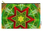 Abstract Glories Carry-all Pouch