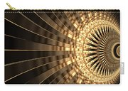 Abstract Gold Series 1 Carry-all Pouch